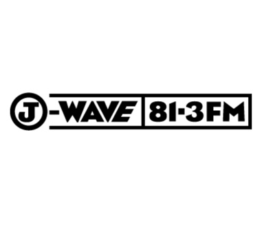 J-WAVE 81.3 FM RADIO come across tokyo