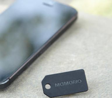 落し物プラットフォームの構築を目指す世界最小の落し物追跡タグ「MAMORIO」