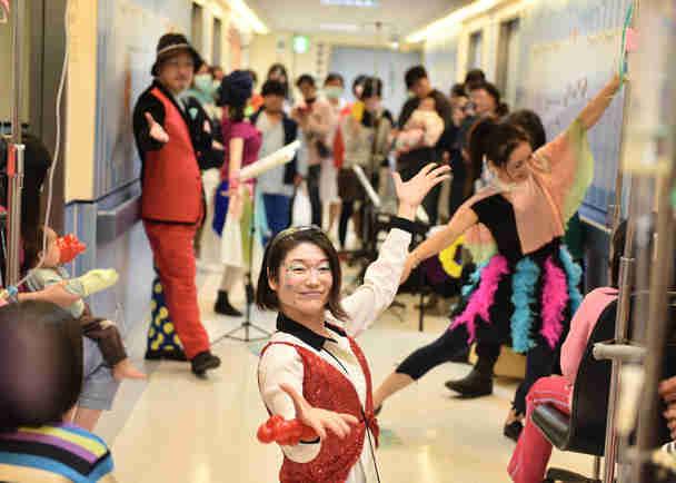 元劇団四季の俳優たちの『デリバリー・パフォーマンス』@東北のクラウドファンディング