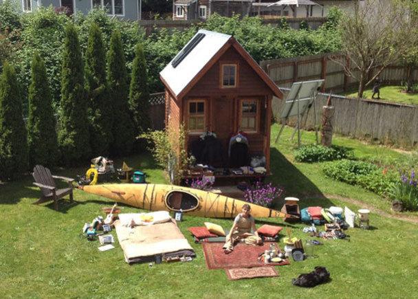 ロードムービー『シンプライフ・小さな家と大きな暮らし』のクラウドファンディング